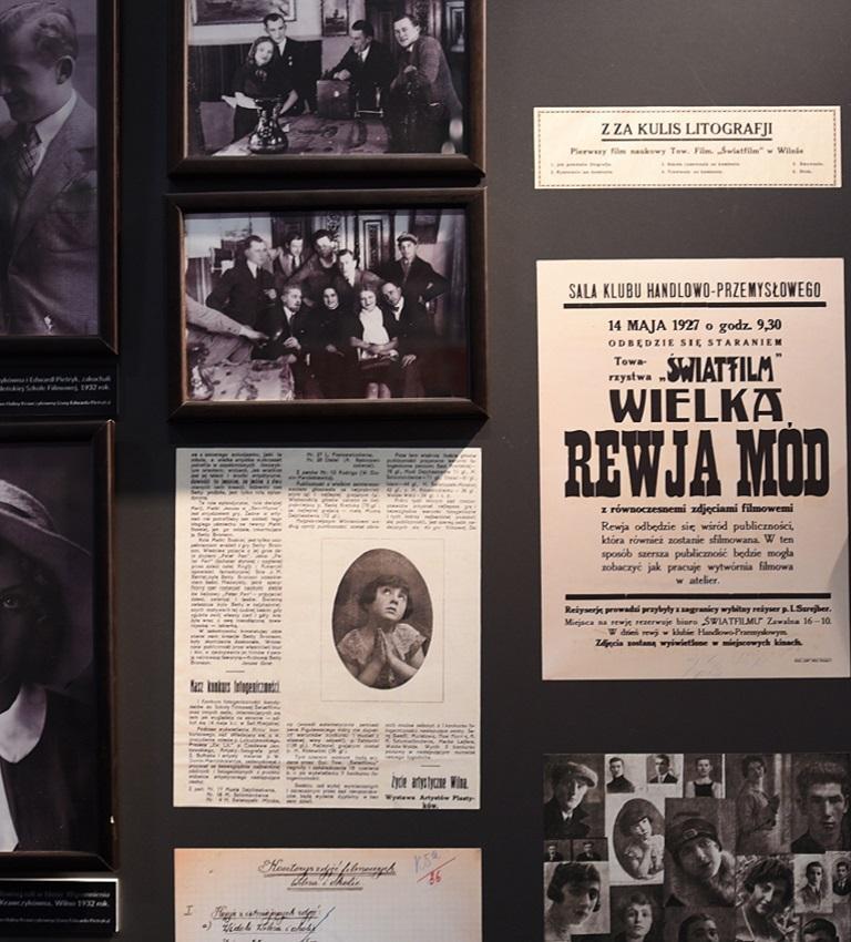 Wystawy Kino Kresów i Kazimierz Prószyński
