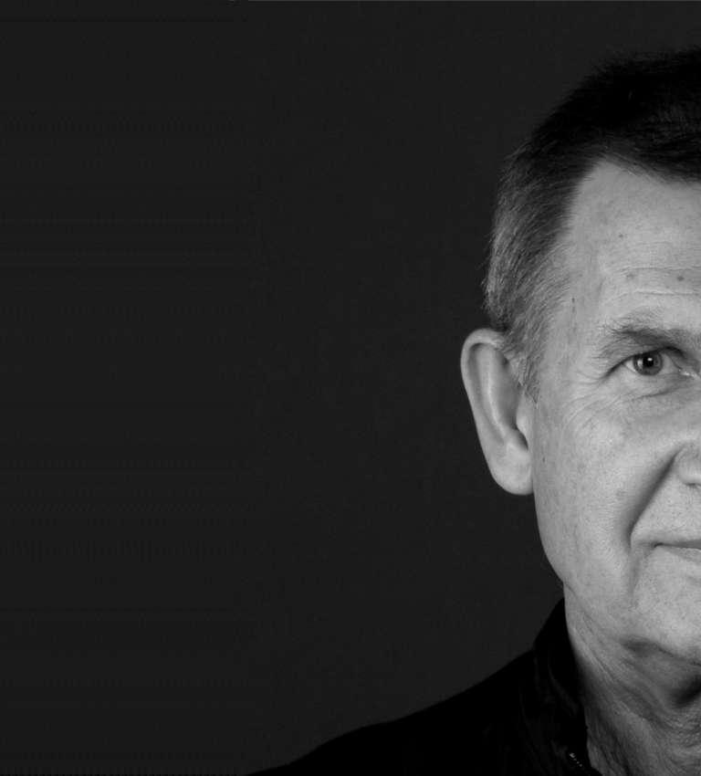 Piotr Dzięcioł w Łódzkiej Alei Gwiazd