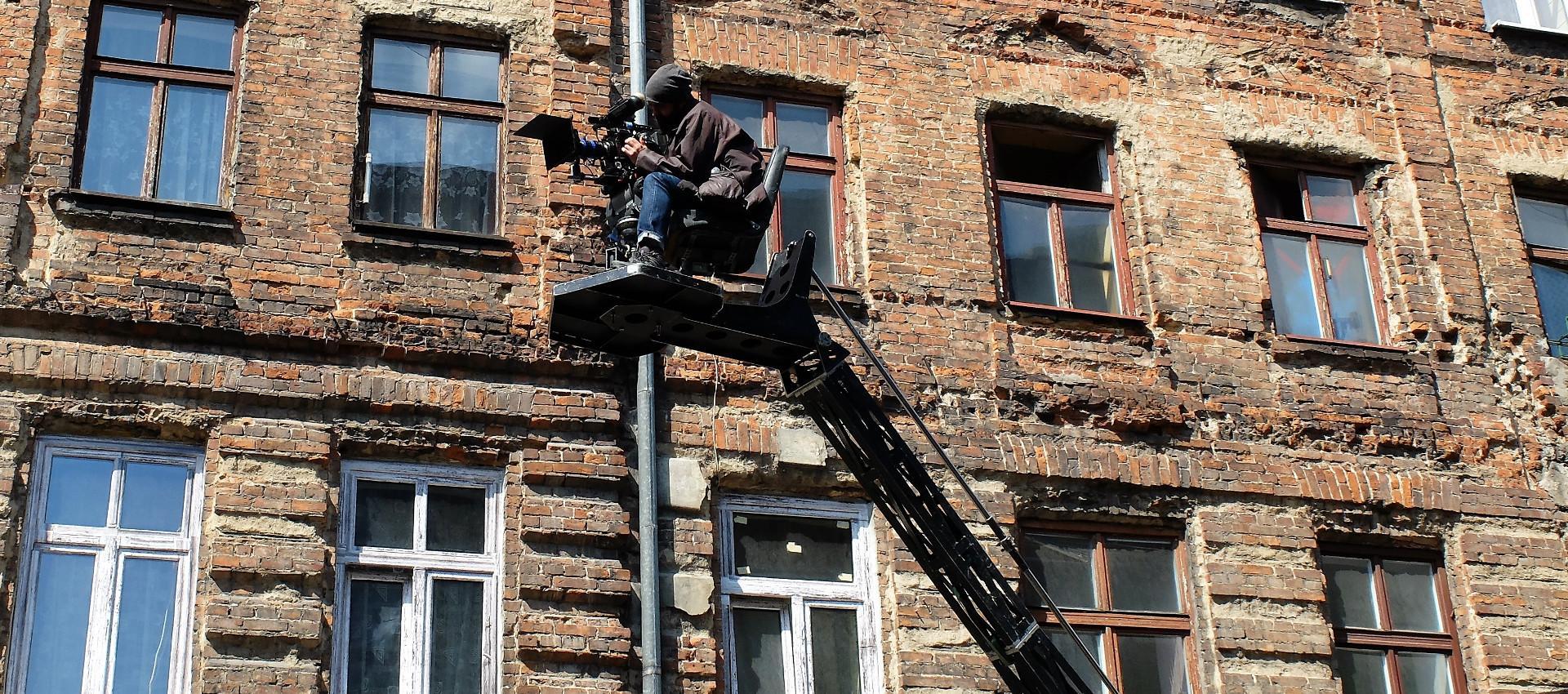 Łódź Miasto Filmu UNESCO