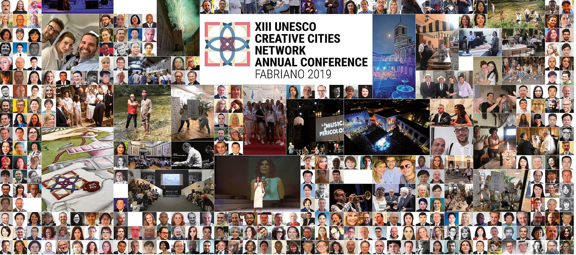 Łódź na XIII Kongresie Sieci Miast Kreatywnych UNESCO